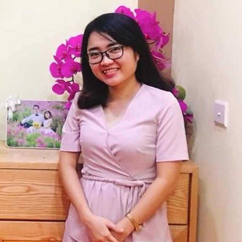 Học viên Lê Thị Tân của lớp luyện thi PMP tại PMA